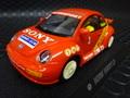 """Scalextric 1/32 スロットカー C2233◆ VW Beetle  """"PIRELLI """" #3  Red VW Beetle Cup  ビンテージコレクション!★新品・激レアモデル2台のみ入荷!"""