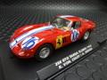 FLY 1/32 スロットカー  042101◆ FERRARI 250 GTO  TARGA FLORIO  1963  #106/K.VON CSAZY AND A. HEDGES. 素敵なタルガ出場車★人気商品・うれしい再入荷です!