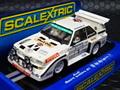 scalextric1/32 スロットカー  C3487◆Audi Sport Quattro S1  Ulster Rally 1985  #1/Michelle Mouton もうどこにも無いよ!★さぁご注文を!