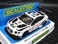 648Scalextric 1/32 スロットカー C4024◆Bentley Continental GT3, #31/Aron Taylor-Smith & Josh Caygill.  Blancpain Sprint Brands Hatch 2018 .  ハイディティールモデル・前後ライト点灯◆再入荷!