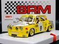"""BRM 1/24 スロットカー   080◆RENAULT R8 GORDINI  #8 YELLOW """"RENAULT"""" EDITION 1/24 最新モデルのR8ゴルディーニの「ルノー・エディション」!★ルノーワークスカラーがイイ!!"""