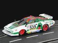 """RACER / SIDEWAYS 1/32 スロットカー   SW59◆Lancia Stratos Gr5 """"Alitalia""""  #539 Giro d'Italia 1977.   2018の新製品★待望の再入荷です。"""