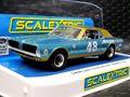 scalextric1/32 スロットカー  C4160◆ MERCURY COUGAR  #48   洒落たデザインのアメリカンマッスル★マーキュリークーガー新入荷!