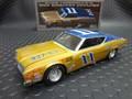 新発売 ◆#11 Mario Andretti  1968 Mercury Cyclone   Autographed 1:24 ダイキャストモデル   遂に登場M,アンドレッティ◆最新商品!!