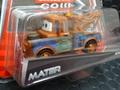 CarreraGo スロットカー  1/43 61183◆MATER HOOK  ディズニーピクサー/CARS  カレラGoは1/32のコースでそのまま走れます☆メーターはイイ奴!