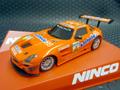 "NINCO 1/32 スロットカー  55085◆MERCEDES SLS GT3  ""KIZTEILE""    再入荷 ★ninco-1 プラス"