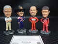 THE PETTY CHAMPIONS GALLERY         #42 Lee・#43 Richard・#44 Kyle・#45 Adam .                       BobbingHeads set/LIMITED EDTION