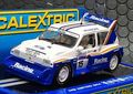 scalextric1/32 スロットカー C3408 ◆MG METRO 6R4  #15/J McRae & I Grindrod   RAC RALLY1986    前後ライト点灯★ハイディティールモデル!