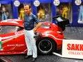 LeMans miniatures 1/32 フィギュア   132045m◆Ruan Manuel Fangio ファンジオ   高品質レジン製フィギュア★大人のコレクション!
