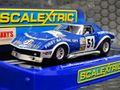 scalextric1/32 スロットカー C3654◆ Chevrolet Corvette Stingray L88  #51/ Henri Greder , Marie-Claude Charmasson. Le Mans 1974 早くも入荷です!★コルベットL88 ルマン!