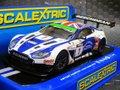 """Scalextric 1/32 スロットカー C3623 ◆ ASTON MARTIN VANTAGE GT3   """" Beechdean"""" #1/Andrew Howard, 2014 British GT series   前後ライト点灯   入荷しました!★かわいいカラーです・今すぐご注文を"""