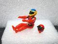 FLY 1/32 レーシングアクセサリー  80030 ◆ドライバーフィギュア(オールドスタイル) 、 ジェットヘル&フルフェイスの両方付属! RACING DRIVER FIGURE★ドライバーです。!