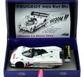 LeMans miniatures 1/32 スロットカー 132023EVO/6M ◆Le Mans Miniatures Peugeot 905  #6  Le Mans 1991 .     化粧箱入り・お勧めモデル★入荷しました。