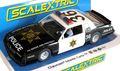 """Scalextric 1/32 コスロットカー  S-C4108◆Chevrolet Monte Carlo  """"County Sheriff""""  --Special Edition--    魅惑のモンテカルロの・ポリスカーは特別発注モデル!★スペシャルモデルが8台だけ入荷します。くれぐれもご予約はお早めに~!"""