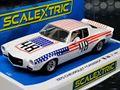 """scalextric1/32 スロットカー  C4043◆ Chevrolet Camaro #48 """"Stars and Stripes""""   星条旗がモチーフのカマロがイイ! ★入荷しています! 2019新製品!"""