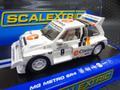 "scalextric1/32 スロットカー C3306◆MG METRO 6R4 PER EKLUND Gr-B  RALLY 1986  #8 ""Clarion""    前後ライト点灯★ハイディティールモデル!"