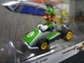 Carrera-Go スロットカー 1/43  61267◆マリオカート  「ルイージ Luigi」 カレラGoは1/32のコースでも,そのまま走れます★再入荷です!