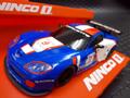 NINCO 1/32 スロットカー  55067◆Chevrolet Corvette GT3 Z06  Luxemburg #9   NINCO-1★お買い得!