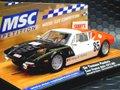 MSC 1/32 スロットカー  6029◆ DeTomaso Pantera   Tour France Auto 1973  #85 - Bernard De Dryver 、Pierre Dieudonne、Pierre Rubens  入荷★パンテーラ!!