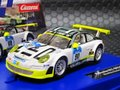"Carrera Digital 132 スロットカー 30780◆PORSCHE 911 GT3 RSR ""MANTHEY RACING LIVERY"" #911    アナログ・デジタル両用!★最新・マンタイレーシング 911-GT3!"