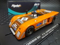 "FLYSLOT 1/32 スロットカー  024101 ◆ Chevron B21 ""Team GANSTON"" #5/GERRY BIRRELL 、JOCHEN MASS 3hr-Rouenco Marcues 1972  シェブロン チーム・ガンストン再入荷!"