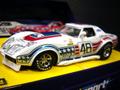 Scalextric Sports 1/32 スロットカー ◆L-88 CHEVROLET CORVETTE #48 箱入り限定モデル★スポーツモーター、ライト・テール点灯!★絶版希少モデル。