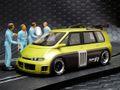 LeMans miniatures 1/32 スロットカー  132055M◆Renault Espace F1   prototype created by Renault and Matra.  1994  モンスターミニバン、ルノー エスパスF1◆お薦めの商品!!