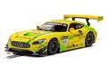 Scalextric 1/32 スロットカー C4075◆Mercedes-AMG GT3  Gruppe M Racing,  Bathurst 12-Hours 2019. 前後ライトも点灯!◆AMGメルセデスGT3入荷!