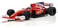 Scalextric 1/32 スロットカー C3958◆2017 Formula One Car – Red 鮮やかなレッドが印象的なF1マシンが登場!◆2018年夏の新製品