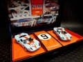 """FLY 1/32 スロットカー  team05◆ FORD GT40  """"GULF RACING TEAM""""  2 CAR SET   LE MANS  1968   Limited-Box  サマーセール対象商品★緊急空輸品!"""
