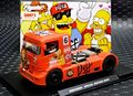 "FLY SLOT 1/32 スロットカー 202307 Limited Edition◆ MERCEDES ""DUFF BEER/ SIMPSONS""  Super-Trucks  Limited Edition.  ◆製造数わずか・限定モデル!"