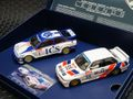 "Scalextric 1/32 スロットカー C3693a◆Ford Sierra RS500 & BMW E30   #1/Andy Rouse , #55/ Frank Sytner  1990 British Touring Car Championship ""2Cars-Set""  ハイディティールモデル★前後ライト点灯! 入荷完了~◆1990-BTCC /2台セット!"