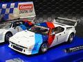 "Carrera Digital132 スロットカー 30814◆BMW M1 Procar #1 ""Mario Andretti ""  1979. デジタル・アナログ共用!★マリオ・アンドレッティ!"