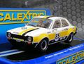 Scalextric 1/32 スロットカー  C3489◆Ford Escort MkI    #85/Daniel Brown , Sean Brown and Robert Brown  Historic Masters Series 2013    2014年秋の新商品★さぁご注文を!