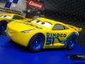 "Carrera Digital132  スロットカー 30807◆Disney·Pixar Cars 3 - ""Dinoco Cruz""  【デ゙ィズニーピクサー・ カーズ3 】  早くも新製品「ダイナコ・クルーズ」デジタル・アナログ共用★待望の再入荷!!"