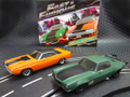 "Scalextric 1/32 スロットカー限定BOX C3373A◆ワイルド スピード ""Fast & Furious""  Limited!  Chevolet Camaro & Dodge Challenger  限定2台セット! 直輸入品★希少・絶版モデル!"