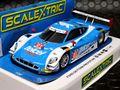 Scalextric 1/32 スロットカー C3948◆Ford Daytona Prototype #01 Sebring 12h 2014 Winner.  ハイディティールモデル★セブリング優勝車、コレ速いぞっ!