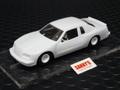 Scalextric 1/32 スロットカー  C4077 ◆Ford Thunderbird - STOCK-CAR White-Body.   魅惑の新製品サンダーバードのストックカー入荷!★妄想が広がる魅惑のホワイトボディー!