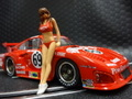 "RACER / SIDEWAYS 1/32 フィギュア  SWFIG-009  ◆""Hawaiian tropics"" Girl Figure  ""JANE""  ジェーン/ハワイアン・トリピクスガール   限定生産モデル・ハンドペイント ★入荷しました!"