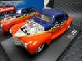 Carrera Exclusiv 124 スロットカー    20223 ◆'41 Hot Rod High Performance   RKABLLY   絶版・アナログモデル★ライトも点灯!早い者勝ち!