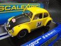 scalextric 1/32 スロットカー  C4321◆ VW Volkswagen Beetle  #34/Bob Beales Rallying  Monte Carlo 1990    VWビートルのラリーカー★嬉しい再入荷!