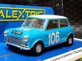 scalextric1/32 スロットカー C3913◆ Austin Mini Cooper-S  TARGA FLORIO 1962 METTERNICH  新製品◆入荷完了!
