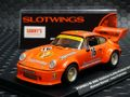 "Flyslot-Slotwings 1/32 スロットカ-    W065-01sp◆ PORSCHE 934/5  ""JAGERMEISTER""  #16/Schimpf & Fischhaber   NURBURGRING 1977 【Limited Edition】  新製品マックスモリッツレーシング★イエーガー入荷しました!"