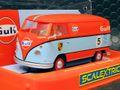 "Scalextric 1/32 スロットカー  C4060◆""GULF"" VW VOLKSWAGEN PANEL VAN ""ガルフレーシング""登場! ライト点灯/ハイディティールモデル!◆入荷しました!"