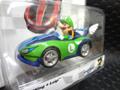 Carrera-Go スロットカー 1/43   61260◆ワイルド ウィング + ルイージ   マリオカート Wii           カレラGoは1/32のコースでそのまま走れます☆今度はWiiから新製品