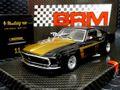 BRM 1/24 スロットカー  BRM074 MUSTANG BOSS 302 1969 - #11/Smokey Yunick     トランザムシリーズ新登場!★アメリカンマッスルレーサーいかが?★お薦め新製品!