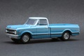 "GreenLight 1/64 ダイキャストモデル HOLLYWOOD ◆""DALLAS THE TV SERIES""  1970 CHEVROLET C-10 ◆色よし、形よしの逸品!"