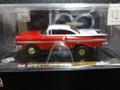 Auto World 1/64 スロットカー   ★'59 Chevrlett Impalla /Red HOスケール ★只今セール特価!