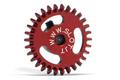 SlotIt製 1/32 スロットカ-パーツ  GA1630E★アングルワインダー用 高精度アルミ製スパーギヤー 30T/16mm径  歯数は各種御座います。◆高精度スパーギヤー!