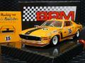 BRM 1/24 スロットカー  BRM075 MUSTANG BOSS 302 1970 - Bud Moore Team #15/Parnelli Jones     トランザムシリーズ新登場!★アメリカンマッスルレーサーいかが?★お薦め新製品・入荷!